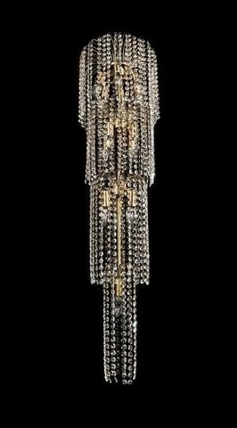 lampadario di cristallo : Illuminazione > Lampadario di cristallo Barcacchi