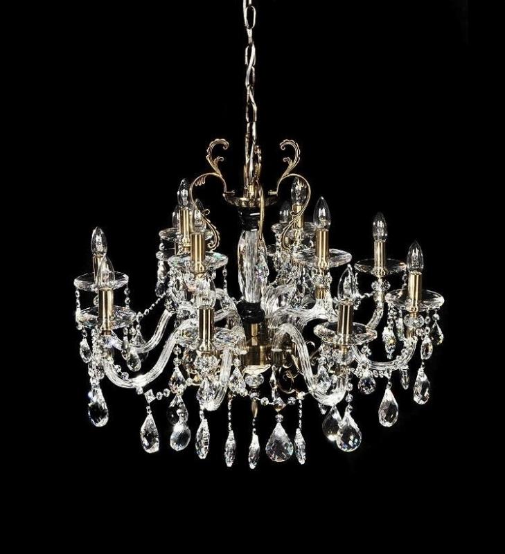 lampadario di cristallo : Illuminazione > Lampadario di cristallo Bianca W12