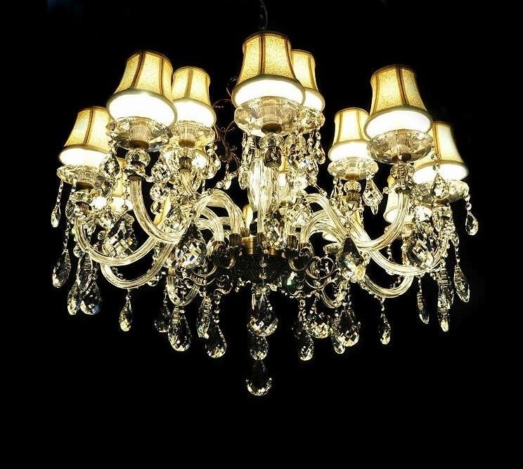 lampadario di cristallo : Illuminazione > Lampadario di cristallo Bianca W15