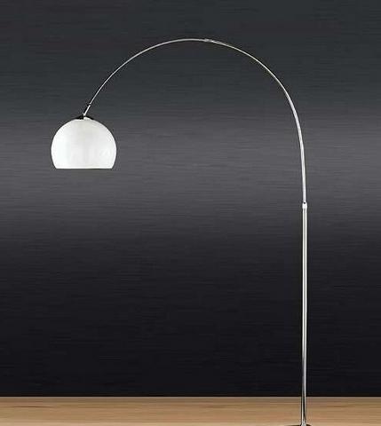 Lampada ad arco di design moderno per una perfetta for Lampada arco