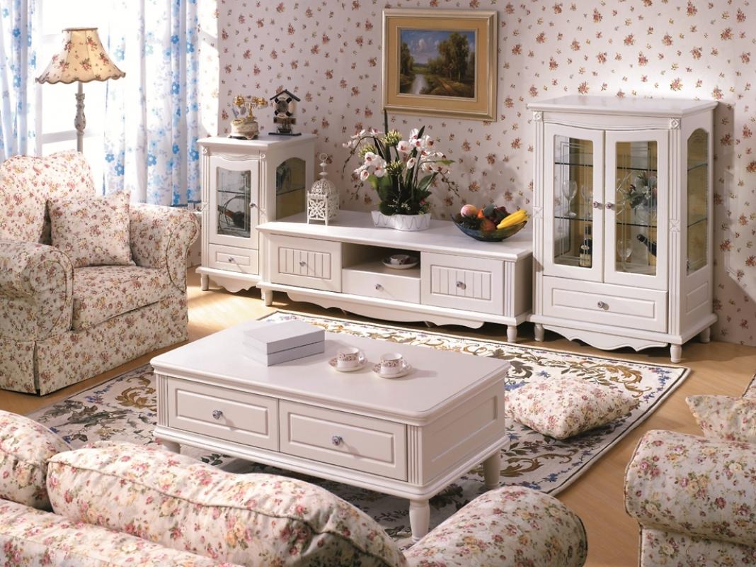 Vetrina cristalliera classico bianco arredo soggiorno sala da ...