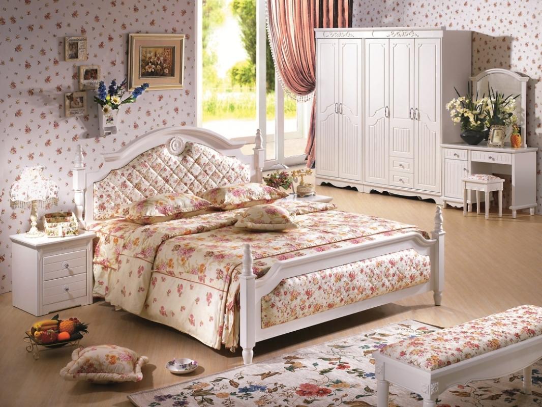 Camera da letto con toletta casamia idea di immagine - Toletta da camera ...