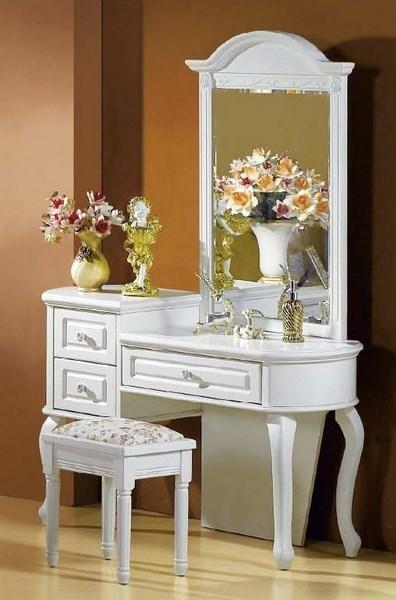 Toletta con specchio princess 806 colore bianco - Ikea specchio trucco ...