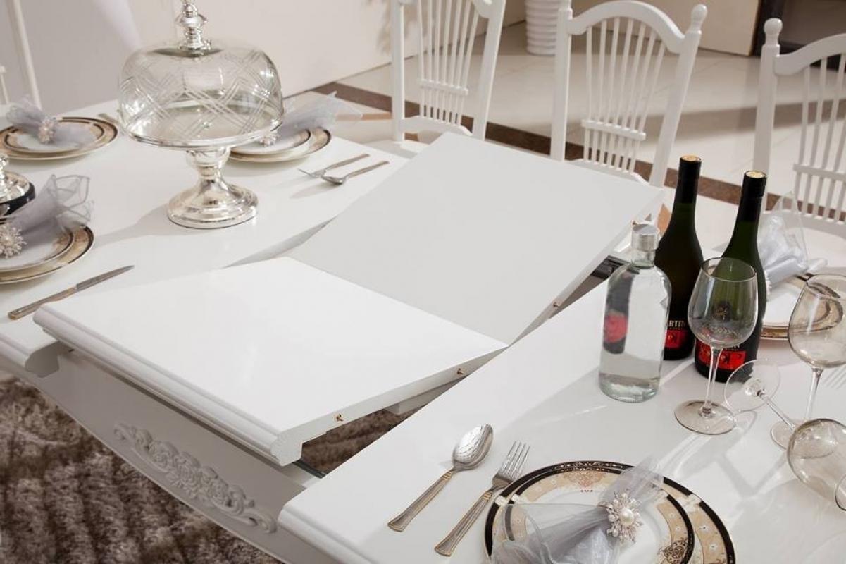 Tavolo da pranzo allungabile vetro ~ canlic for .