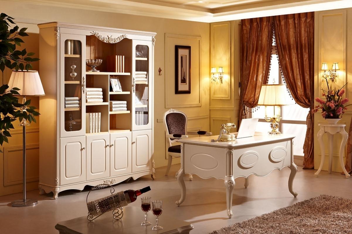 Tavolino alzatina portafiori consolle bella 939 colore avorio for Casa studio arredo