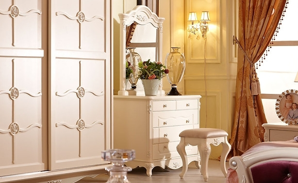 Toletta consolle com specchiera tavolino trucco con specchio camera bella 906 ebay - Toletta con specchio ...