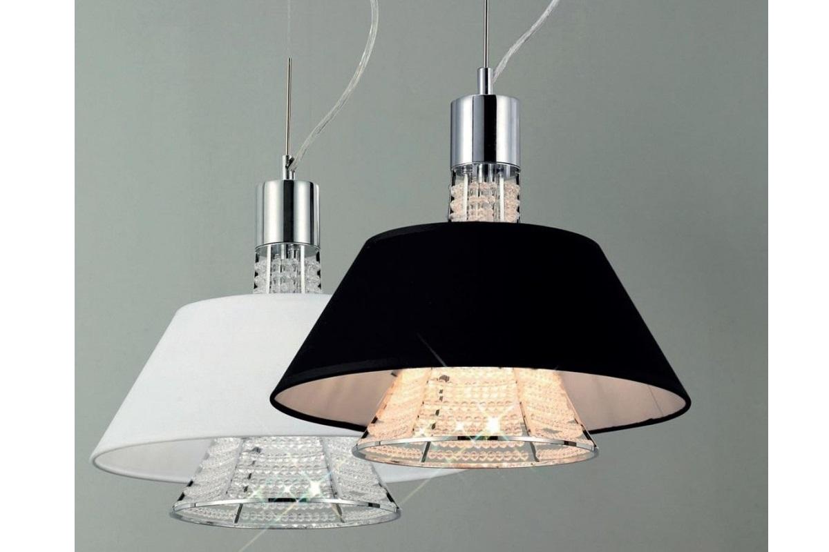 Lampade Ufficio Sospensione : Lampadario a sospensione stile moderno di design con cristallo