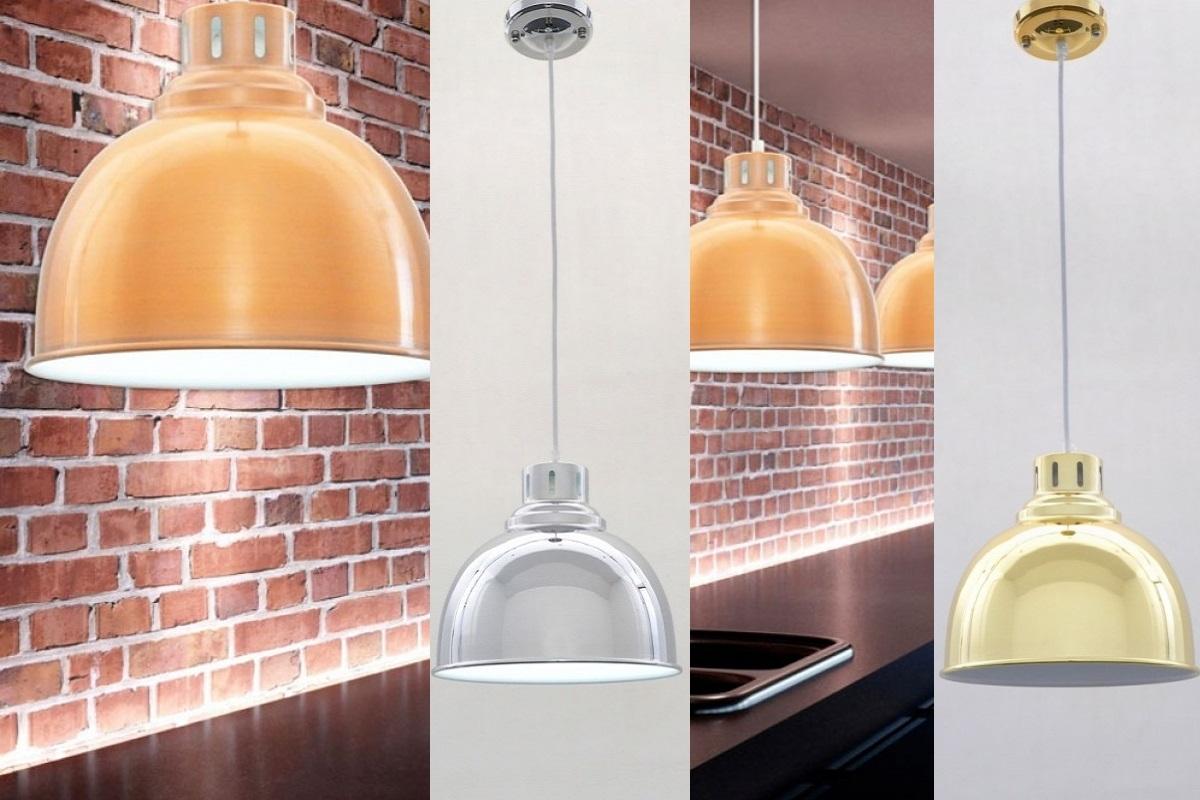 Illuminazione casa stile industriale decorare la tua casa