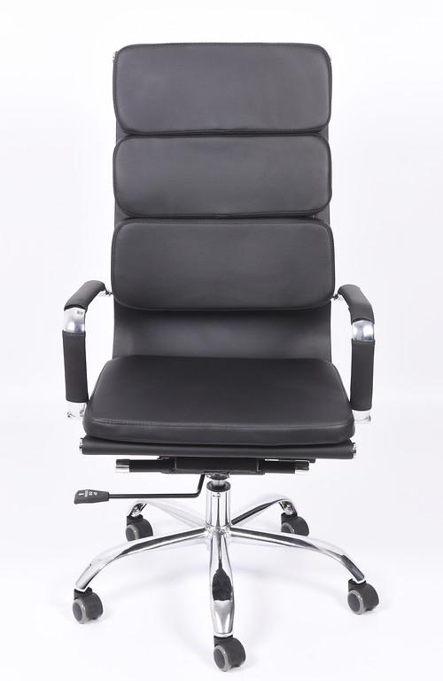 Poltrona ergonomica e economica da ufficio e studio nero for Poltrona economica