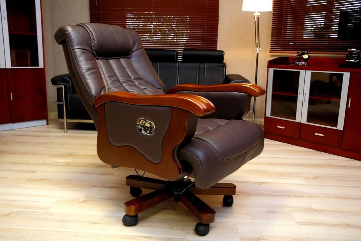 Sedie Da Ufficio In Pelle : Sedia ufficio in vera pelle sedia da ufficio con monoscocca in