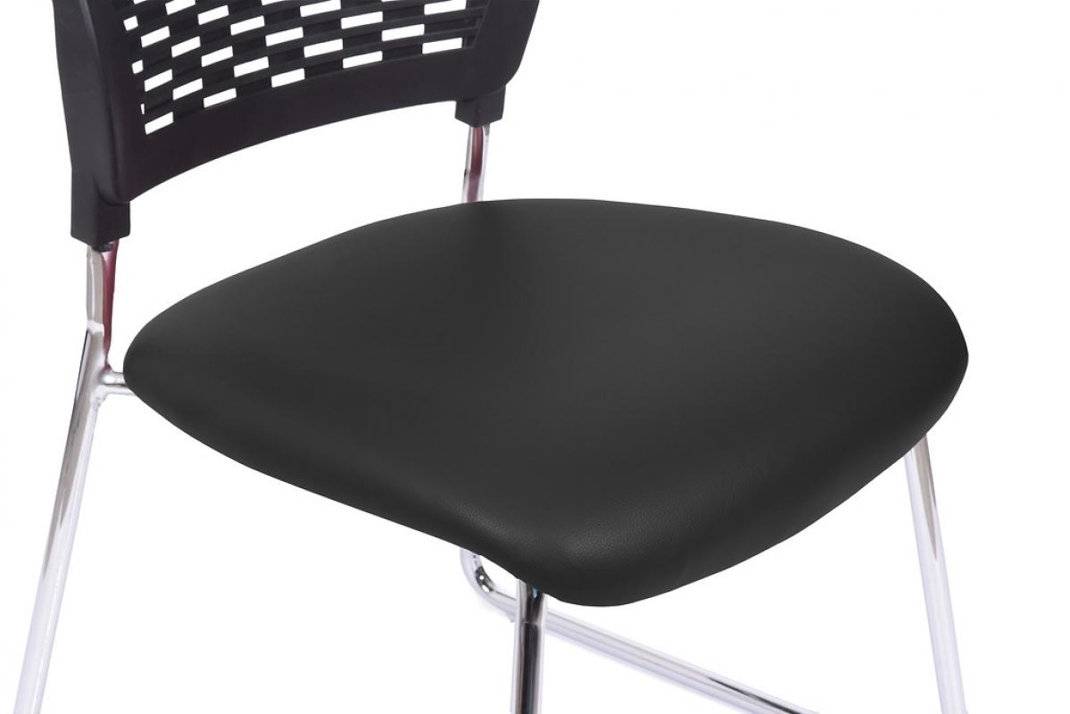 Sedia per sala conferenza riunione comoda ed elegante in for Sedia ufficio black friday
