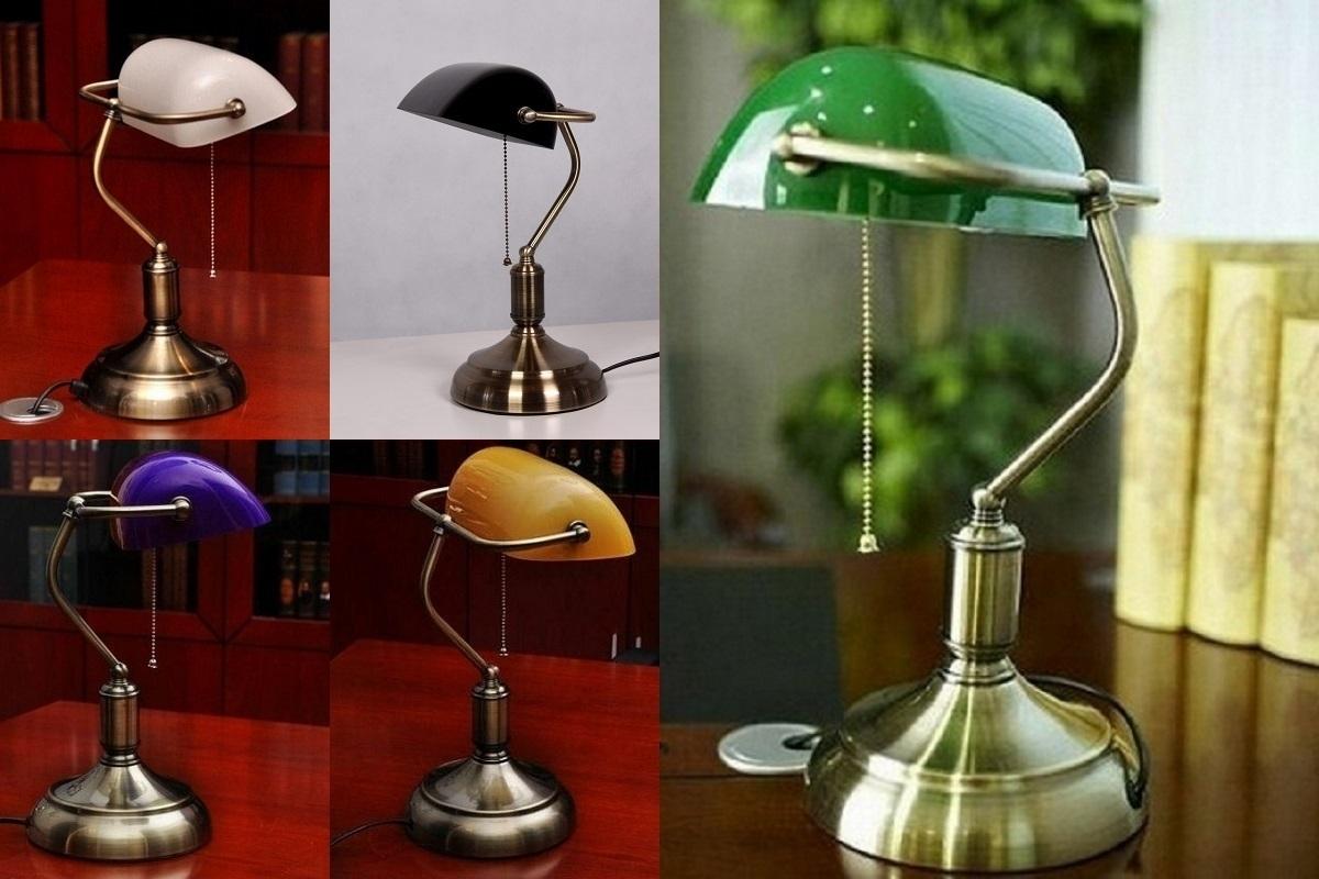 Lampada da scrivania da tavolo per ufficio o studio for Lampada ristorante