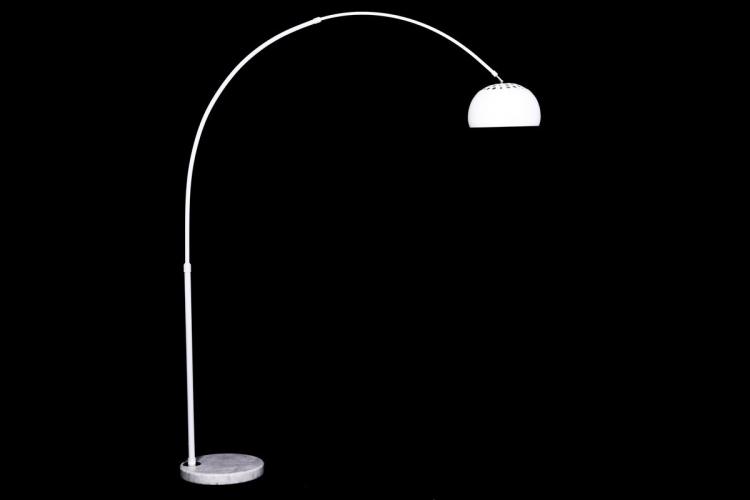 Lampada da terra Azurro Bianco C1