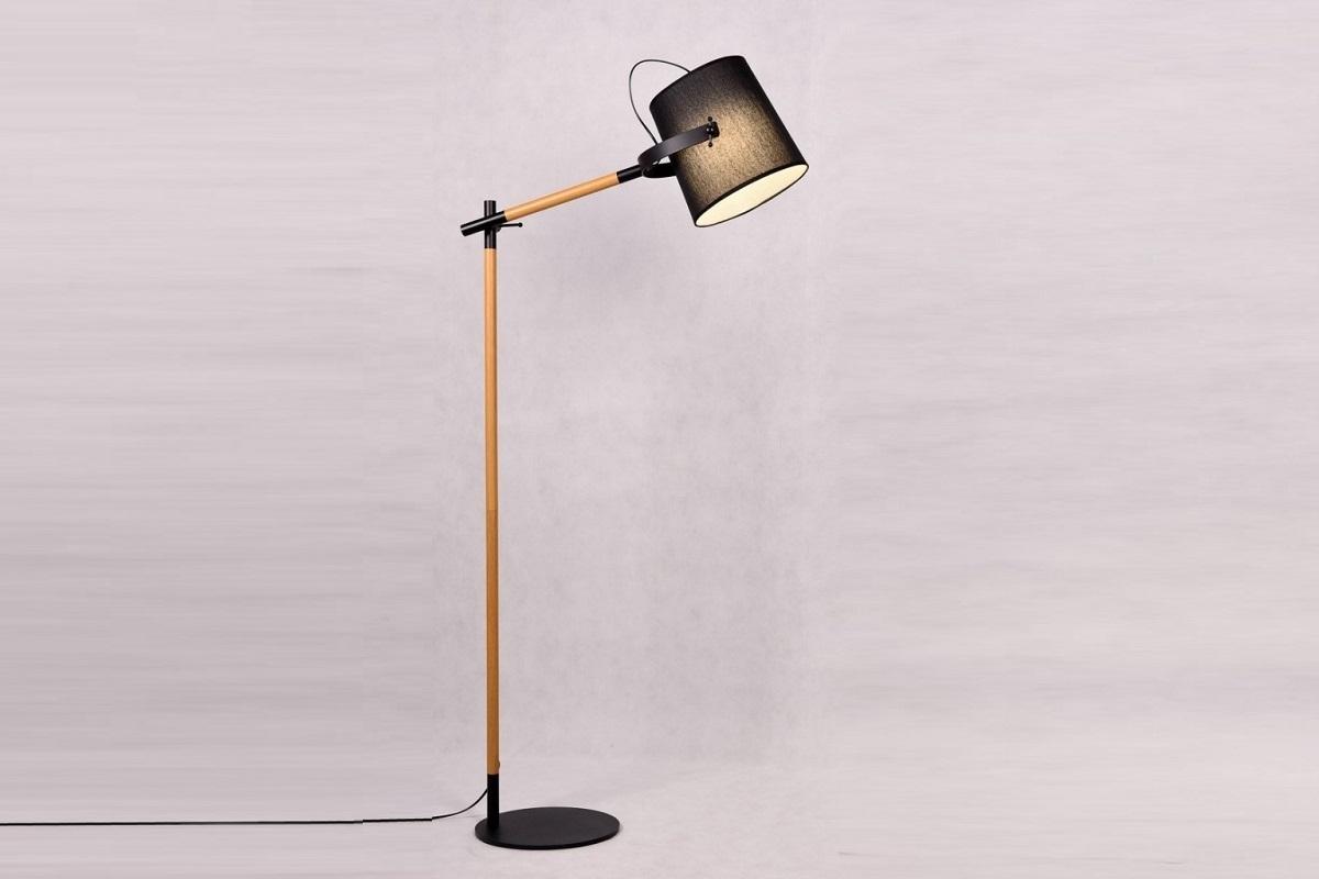 Originale lampada da terra resistente in metallo e for Lampada da terra bambini