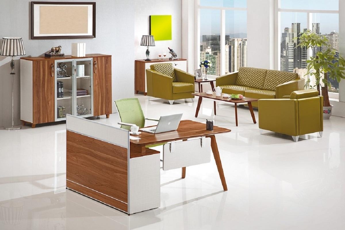 Set da ufficio moderno manager scrivania mobile di for Ufficio completo offerte