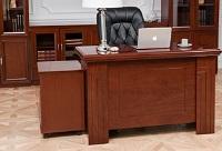 arredamento per studio con scrivania ministeriale