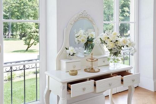 Toletta in stile classico per la casa serie Bella