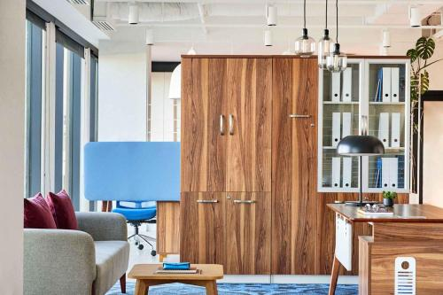 Armadio ufficio moderno in legno Archivio offerte e sconti- Arrediorg
