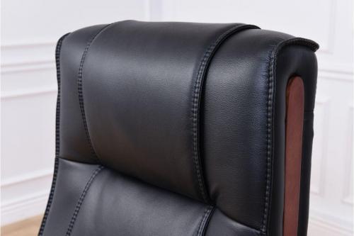Sedie in pelle eleganti e moderne per casa e ufficio