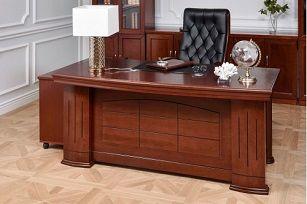 Arredo ufficio direzionale classico in legno acquista for Arredo ufficio direzionale