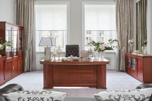 ➤ Scrivanie direzionali per ufficio eleganti e moderne