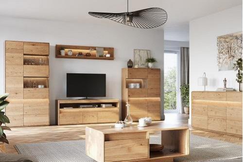 Mobili in legno naturale design vintage e rustico-Arrediorg.it®