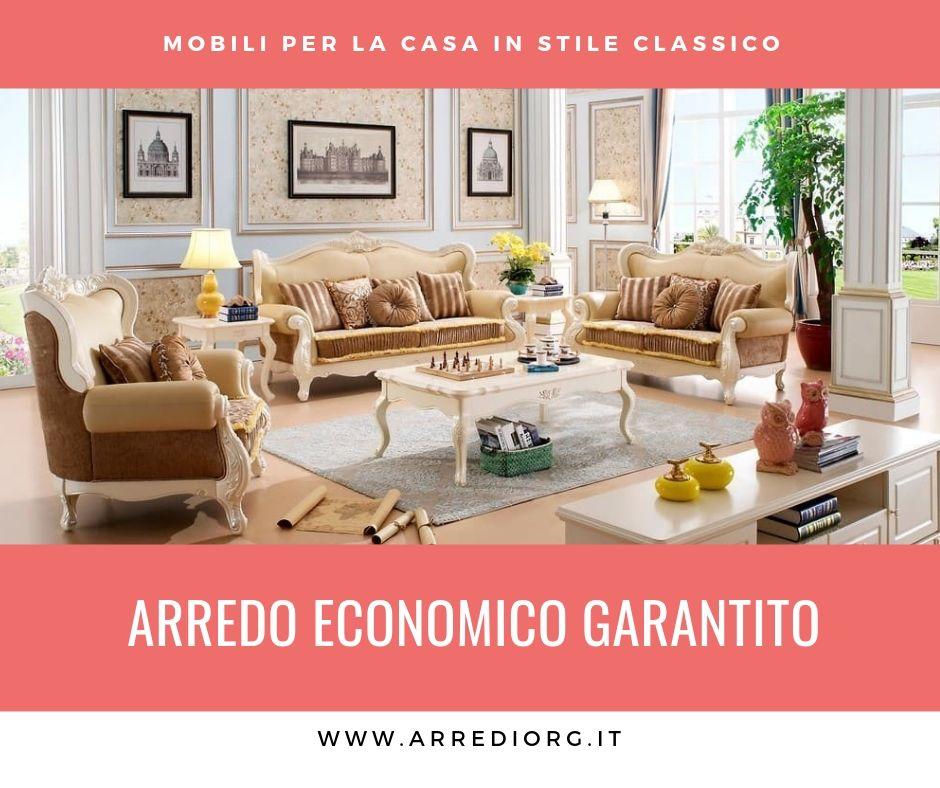 mobili casa economici