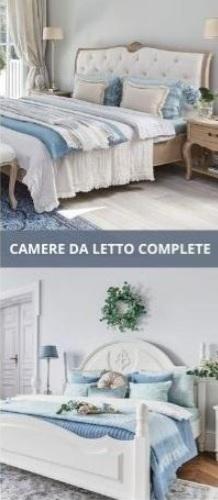 Camere da letto complete