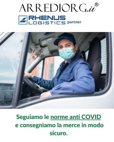 Arrediorg è partner di Rhenus Logistics