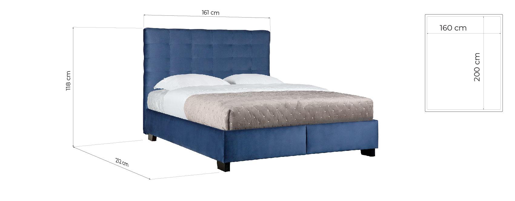 letto contenitore dimensioni