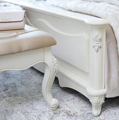 letto king size elegante