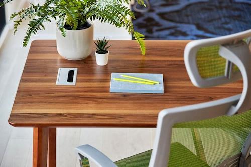 scrivania direzionale piano