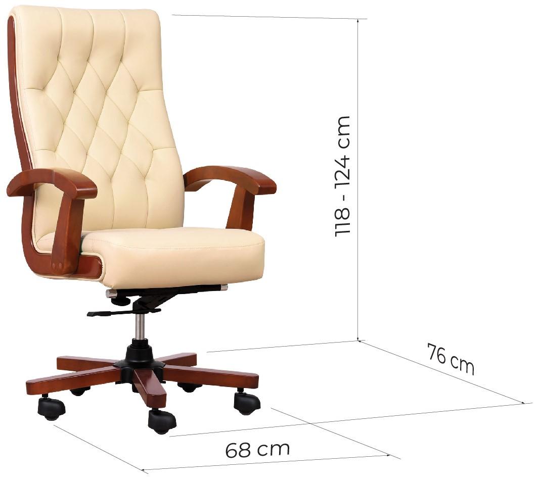 dimensioni sedia scrivania ufficio