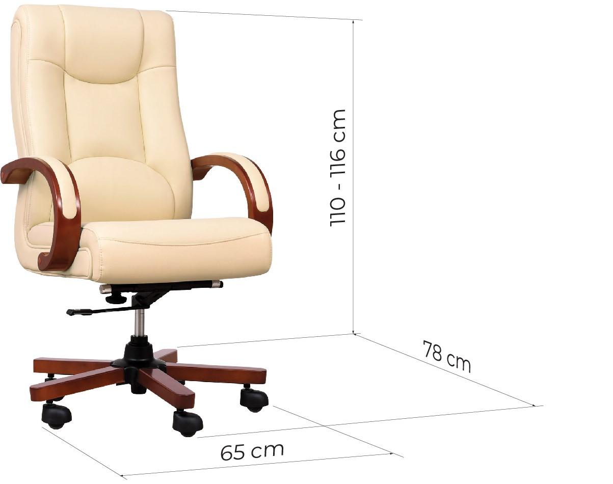 altezza sedia ufficio in pelle arrediorg