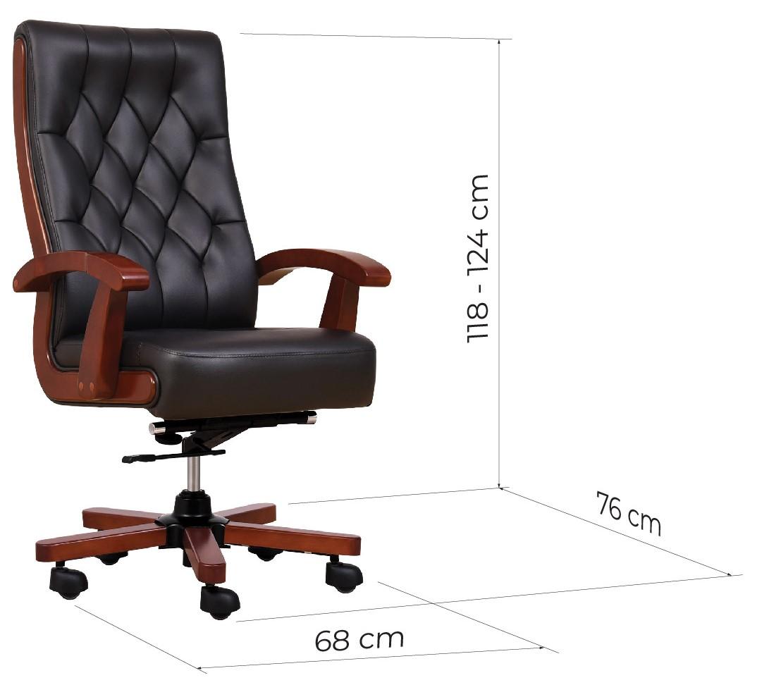 dimensioni sedia da ufficio