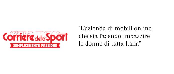 arrediorg recensioni giornale corriere dello sport