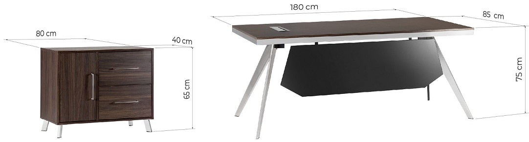 scrivania design prezzi