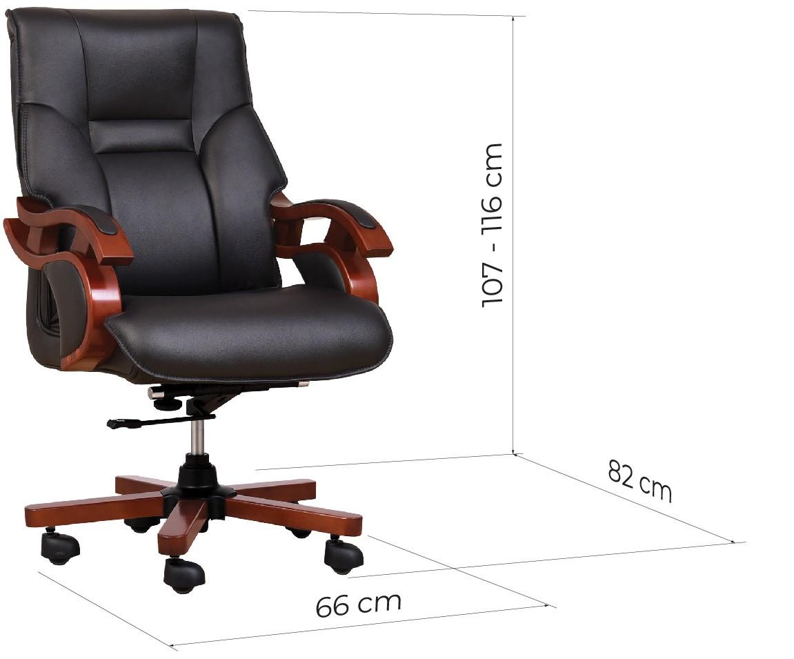 sedia ufficio scrivania misure