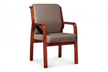 sedia ufficio marrone