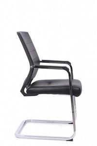 sedia attesa ufficio in metallo