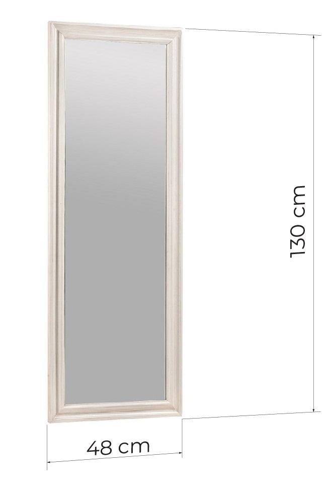 specchiera camera da letto bianca dimensioni