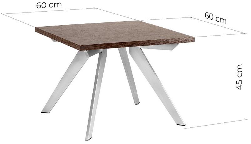 misure tavolino sala d'attesa