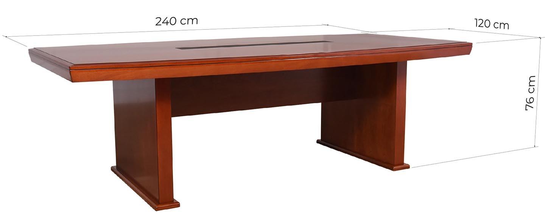 tavolo sala conferenze elegante classico